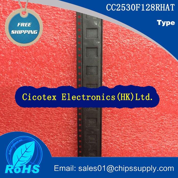 Цена CC2530F128RHAR
