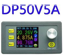 Dp50v5a digital lcd display constant voltage current step down programmable dc power supply module voltage regulator.jpg 250x250