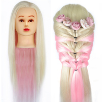 Super Quality Mannequin Heads Hairdressing Training Practice Head Hair Styling Mannequins Doll Heads