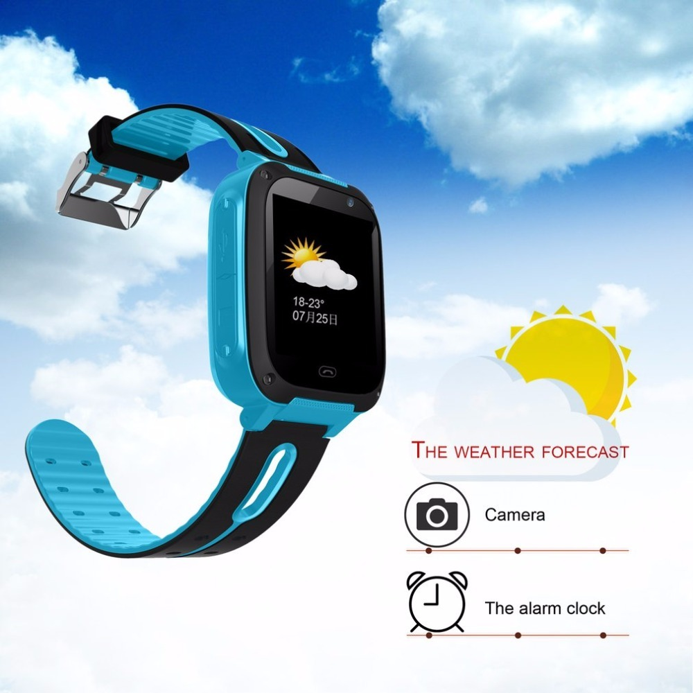 G36M-S4 Children Smart Watch 1.44 Inch Touch Screen SOS Emergency Alarm Camera Anti-Lost Watch For Kids Safe Free Shipping