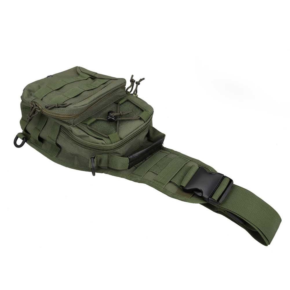 2017 Hot Sale Crossbody Shoulder Bag Oxford cloth Military Haversack Casual High Quality Bag for Men LXX9 4