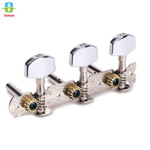 1 Set of 3L3R Classic Guitar Tuning Pegs Machine Heads Tuners Metal