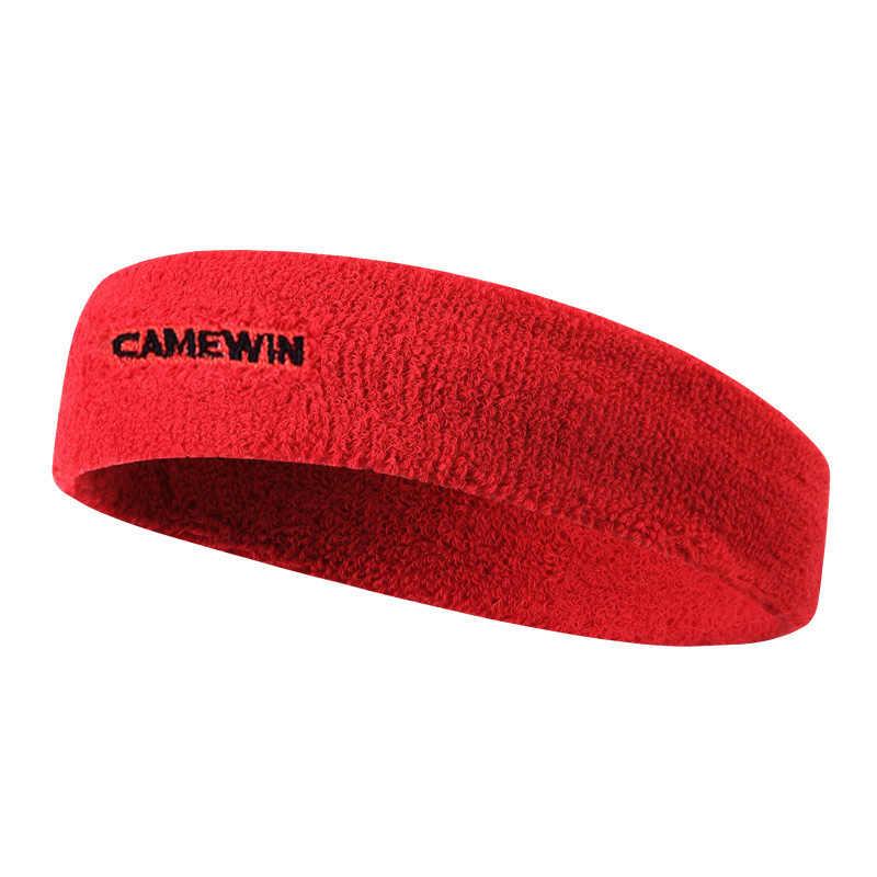 CAMEWIN 5 piezas Sweatband súper marca de bádminton, baloncesto de fútbol de la cinta para los hombres y las mujeres 1 bolsa = 5 piezas