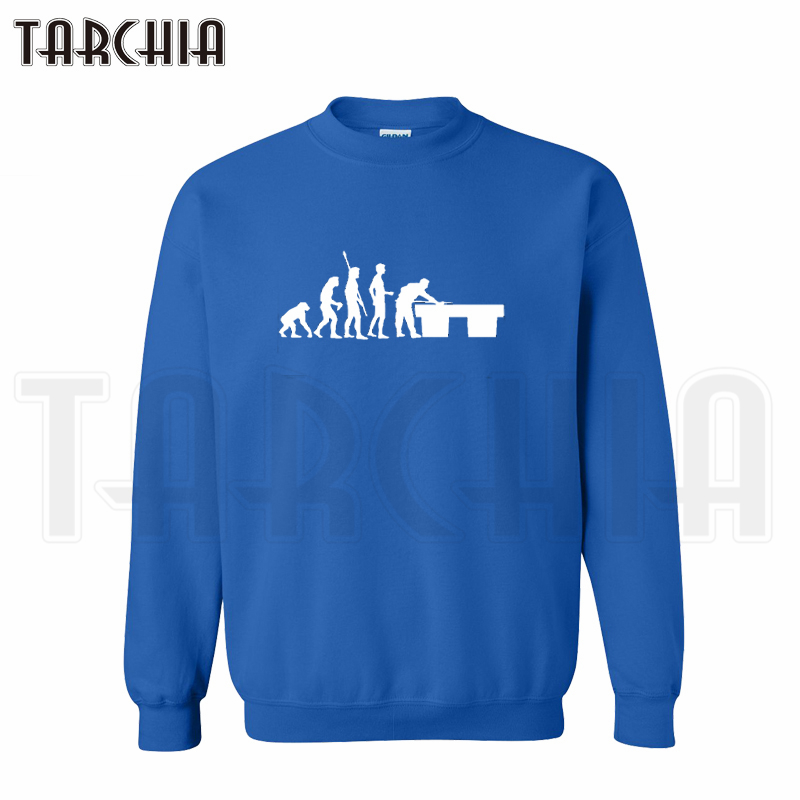 TARCHIA winter hoodies sweatshirt personalized evolution billiard man coat casual parental survetement homme boy
