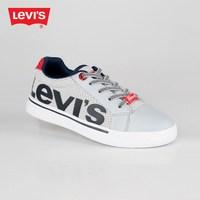 LEVI'S Future Mega low sneakers slip on gray