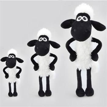 Shaun the Sheep Stuffed
