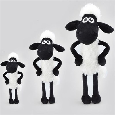 25-70cm Shaun The Sheep Stuffed Animals Soft Toy Plush Dolls Shaun Sheep Toys for Children Gifts.