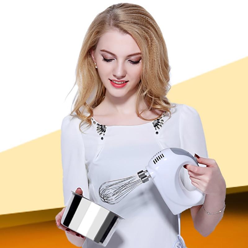Machine à mousser le lait entièrement automatique mélangeur électrique d'oeufs et de crème mélangeur de lait mousseur à main fouet mélangeur agitateur pour outils de cuisine