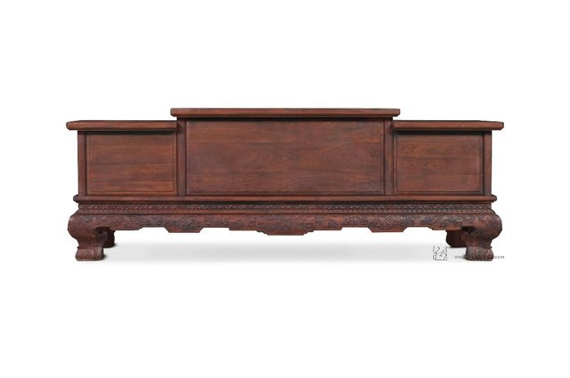 Online Shop New Classical Antique Living Room Furniture Rosewood TV - Redwood side table