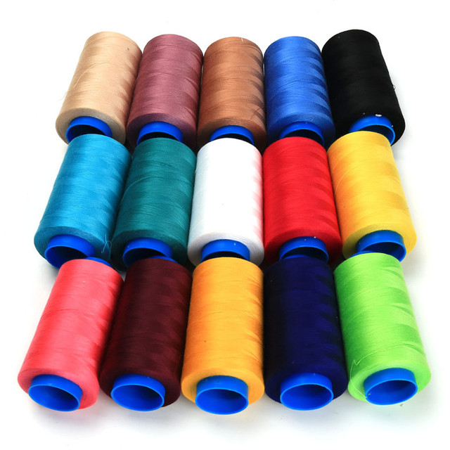 15 Color 3000m Sewing Thread Sewing Tools Quilting Supplies