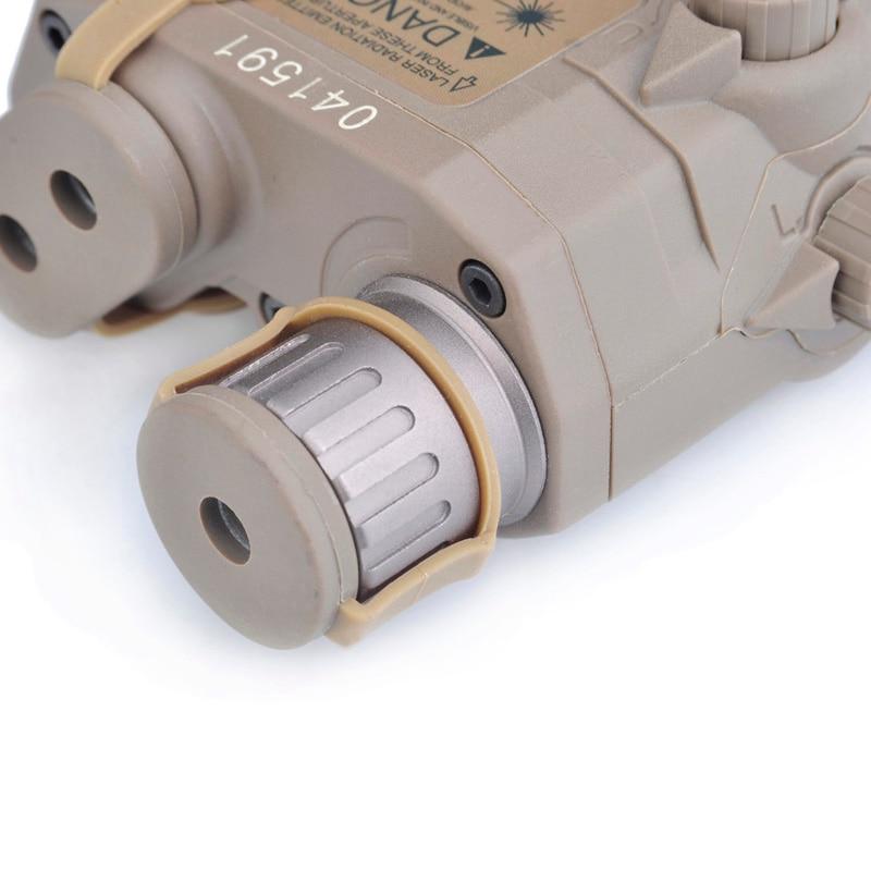 Element Airsoft LA-5 Red Laser IR լազերային LED - Որս - Լուսանկար 5