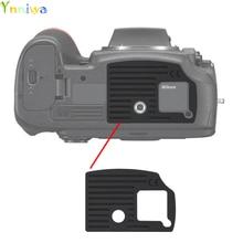Pour Nikon D800 D800E D810 bas ornement couverture arrière en caoutchouc DSLR appareil photo pièce de rechange unité de réparation