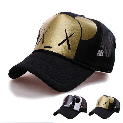 d7d9d823ee2 Summer Baseball Sports Hip Hop Net Cap Gravity Falls XX Trucker Hats For  Men And Women Snapback Mesh Sun Hat