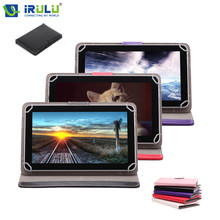"Original iRULU eXpro X1Plus 10.1"" Tablet PC Android 5.1 Quad Core Dual Cameras 1024*600 HD 1GB/8GB Bluetooth WiFi Free Case"