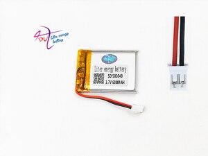 Image 3 - JST PH 2,0mm 2pin 503040 3,7 V 600 mAh batterie Lithium Polymer Akku Für Mp3 DVD Kamera GPS bluetooth elektronik
