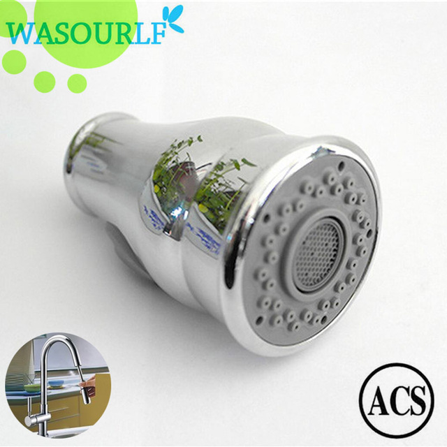 WASOURLF Kitchen spout sink mixer tap part switch shower head ...