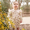 2018 Spring Children Dress Top Quality Girl Dress Long Sleeve Girl Dress Free Shipping Baby Clothes