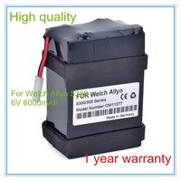 Replacement for 5300,420,300,53NOP,53NTB,53NTL,53NTO,53OTO,63NTB,5300-101,AS11277,B11277,MED0023 Medical battery