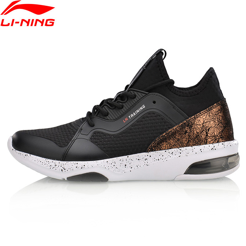 Li-Ning Для женщин модель Z Смарт быстрое обучение обувь удобные кроссовки внутри спортивная обувь AFHM034 YXX022