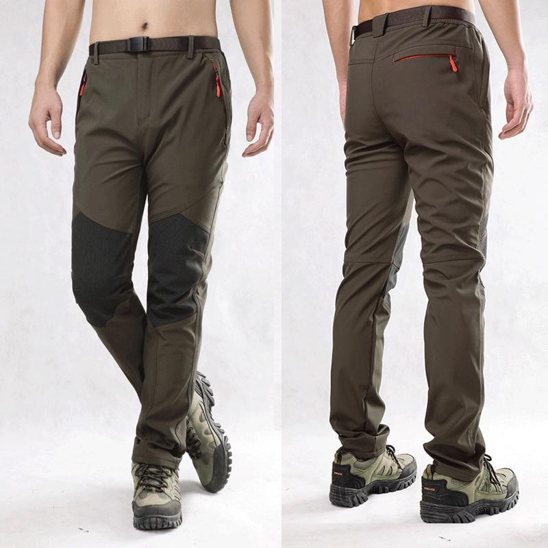 Hommes Charge Pantalon Style Saisir Sweat Pantalon Chaud Coupe-Vent - Vêtements pour hommes - Photo 1