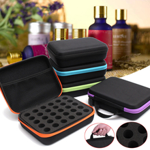 30 Bottle Aroma Essential Oil Storage Case Travel Portable Carrying Holder Bag Small Bottle Storage Box Bags