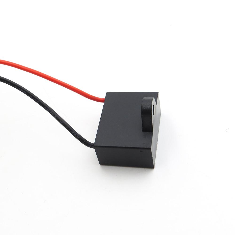 Ehrlichkeit 1 Pc Cbb61 Motor Run Kondensator 8 Uf 250 V Ac 2 Drähte Elektrische Fan Geschwindigkeit Elektrische Fanner Ventilatoren Auspuff Fan Kondensator Start Volumen Groß Home