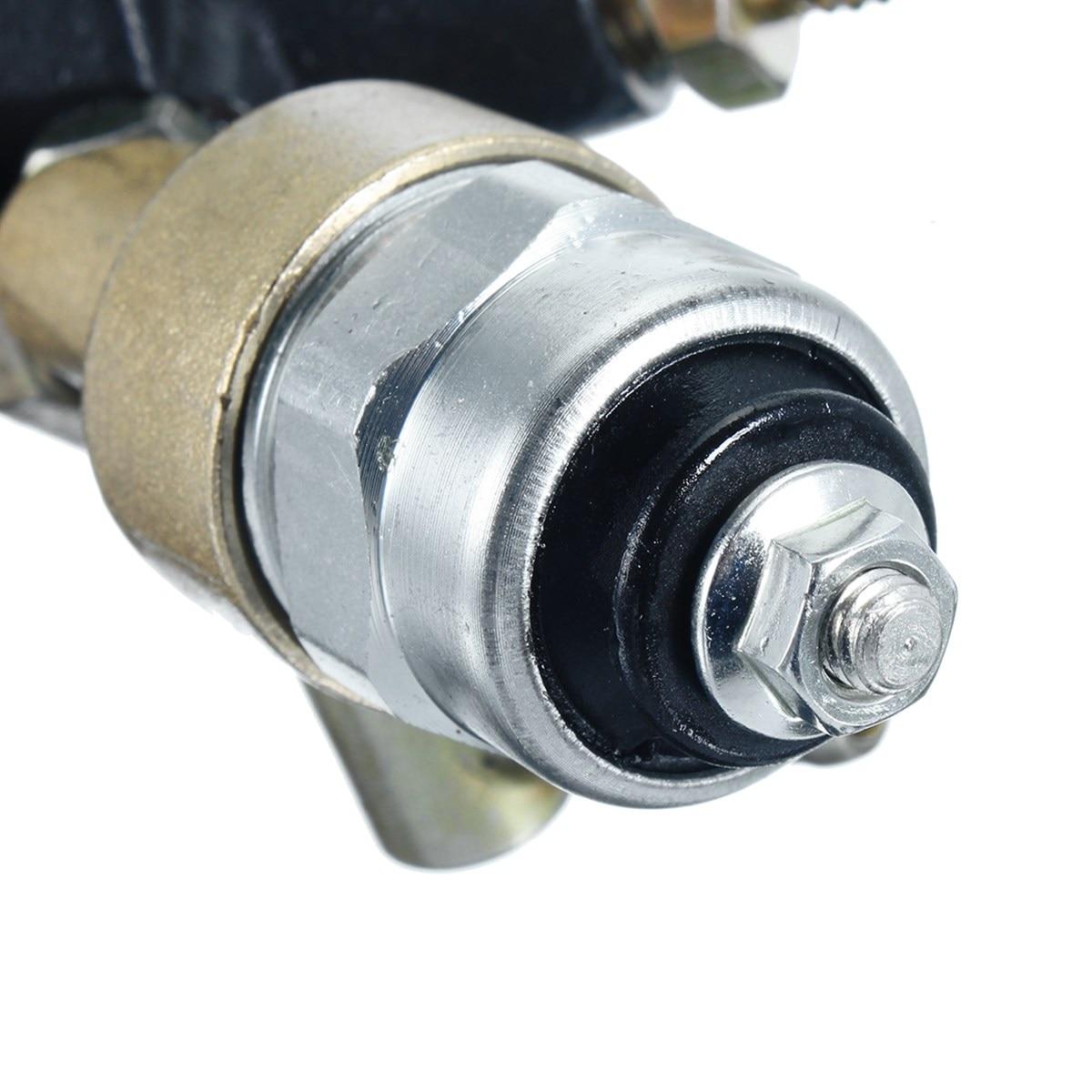 Инжектор топлива впрыска насос с соленоидным для Yanmar L100 186 186F 406cc генератор двигателя