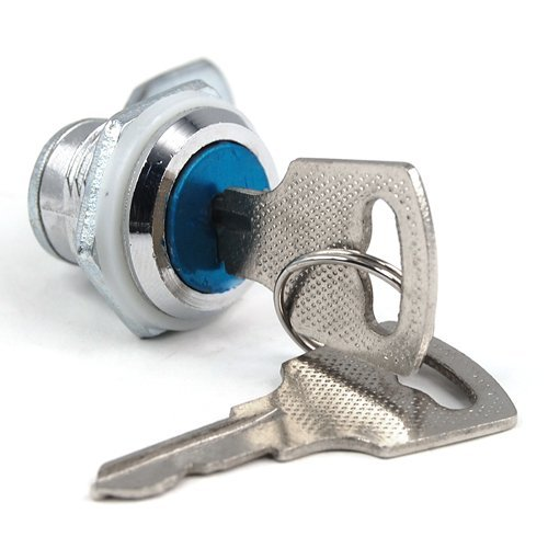 Useful Cam Locks For Lockers,Cabinet Mailbox,Drawers, Cupboards + Keys
