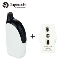 50W Original Joyetech Atopack Penguin Kit 2000mAh Battery 8 8ml Capacity With 5pcs JVIC1 MTL Head