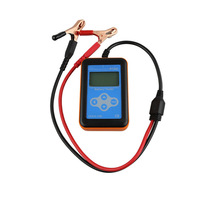 Handheld Vehicle Auto Battery Tester 12V Digital Multilingual Support Car Battery High Quality Analyzer Car Performance Tester