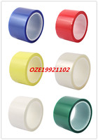 1pcs 60mm Single Sided Strong Self Adhesive Mylar Tape 50M Length Logo Tape