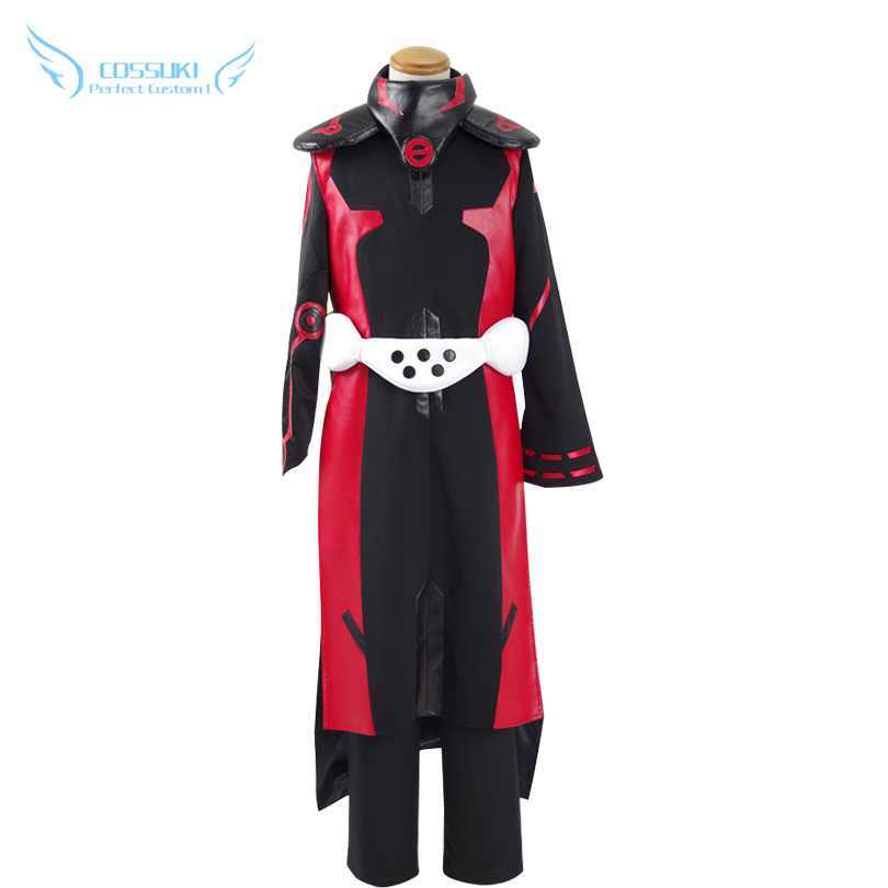 Twin Star Exorcists Enmadou Rokuro Cosplay Costume Stage Performence Clothes , Perfect Custom for You !