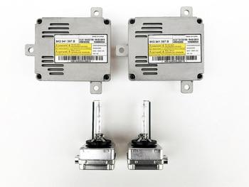 4PCS Headlight Ballast HID Control Module Unit For V-W Passat Jetta Golf S4 A5 A3 A4 A8 8K0941597B 8K0 941 597 B