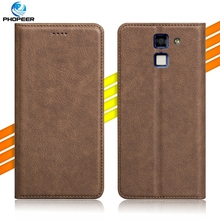 Luxury Retro PU Leather Case For Doogee Homtom HT30 5.5 inch Mobile Phone Stand Filp Cover Case For Homtom HT30