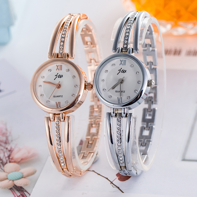 Sloggi Luxury Brand reloj mujer Wrist Watches Women Alloy Strap ladies Bracelet