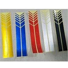 SUV Vinyl Graphic Rear view Mirror Sticker Side Decal Stripe DIY Trunk Trim Sticker Exterior Accessories Universal Car 2PCS/Lot