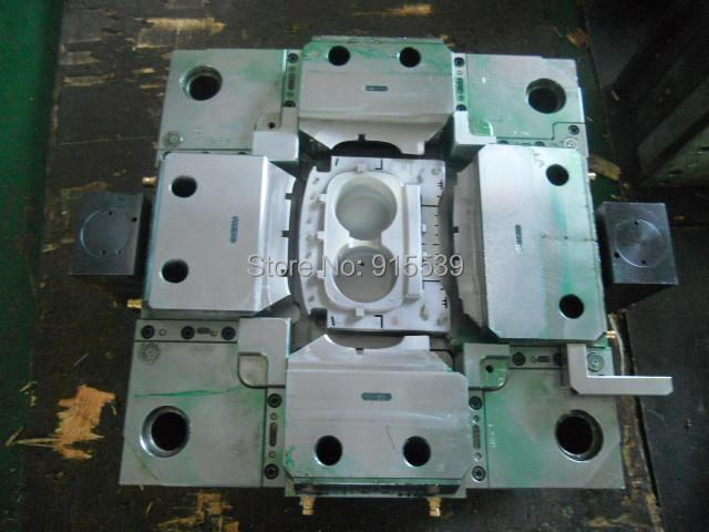 Plastic Auto-Working Injection Mold for Electronic Tools
