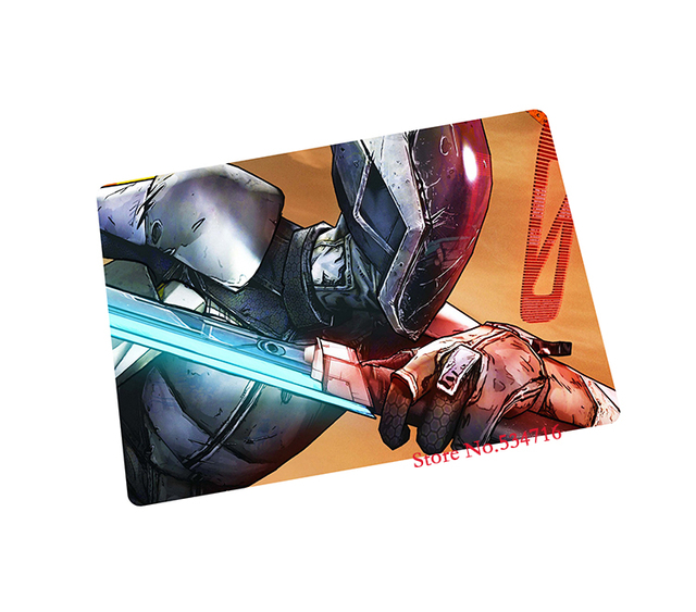 borderlands mouse pad gear birthday gift game pad to mouse