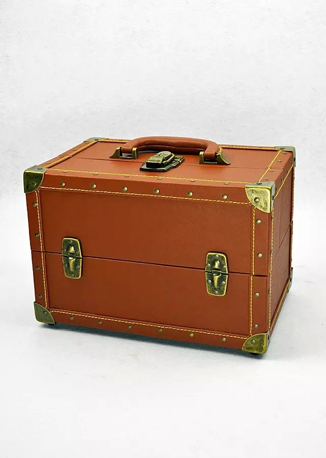 Small Retro Suitcase | Luggage And Suitcases