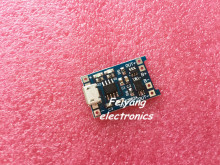 1pcs 5V 1A Micro USB 18650 Lithium Battery Charging Board Charger Module+Protection Dual Functions