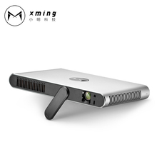 """XMING M2 Portátil Proyector 3D 4 K Full HD 300 """"Android Smart Home Theater WIFI HDMI Bluethooth 800 ANSI"""