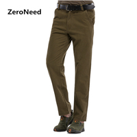 Travail Pantalon Militaire Style Pantalon Hommes De Luxe Occasionnels Pantalon Slim Straight Fit Pantalons Longs Nouvelle Mode En Plein Air Cargo Pantalon 27