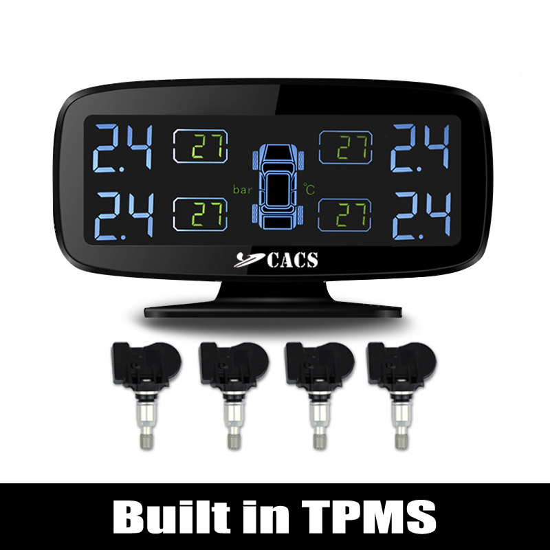 Wireless font b Tire b font font b Pressure b font Monitoring System TPMS for Car
