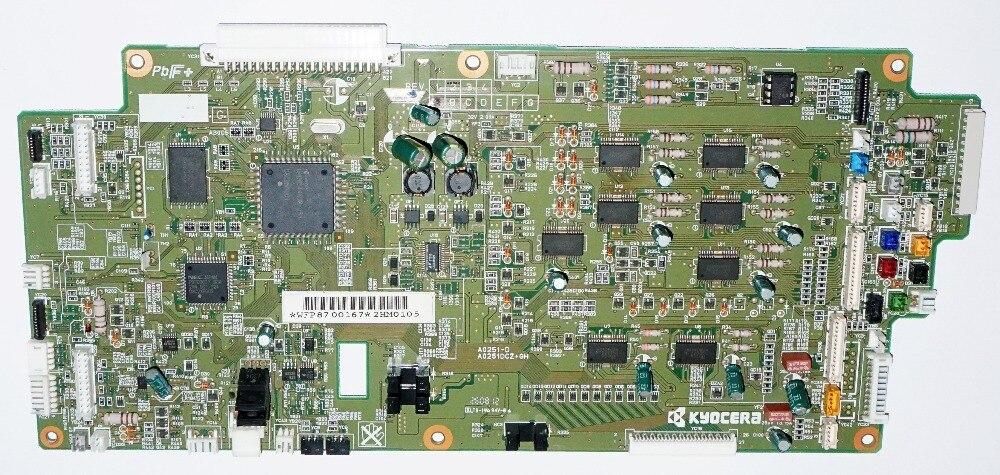 New Original Kyocera 302HM01050 P.W.BOARD ASSY ENGINE WITH SOFTWARE(E) for:FS-C5200DN new original kyocera fuser 302j193050 fk 350 e for fs 3920dn 4020dn 3040mfp 3140mfp