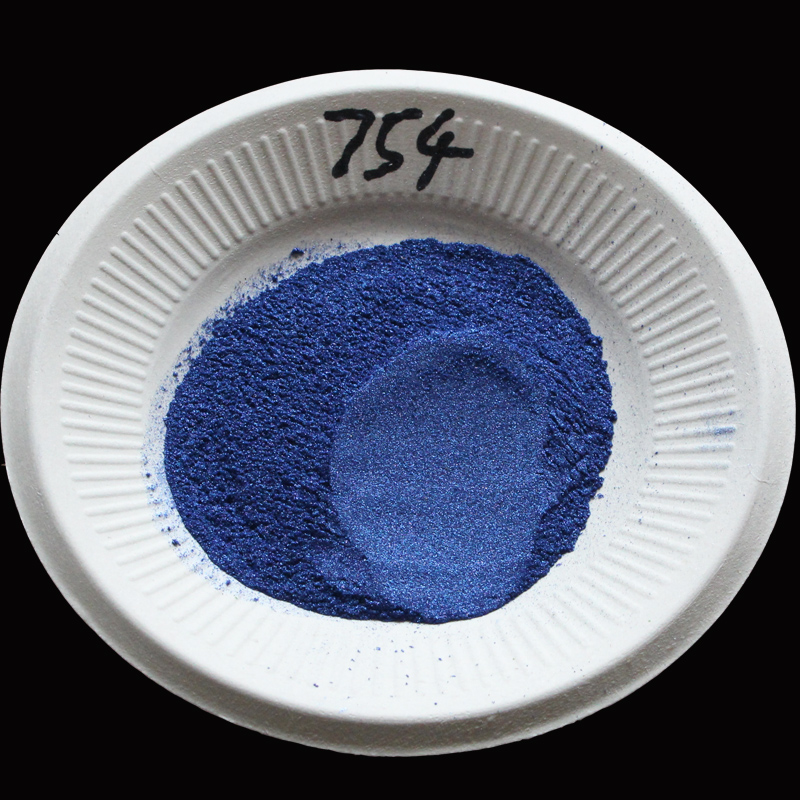 No 754 Pearlescent Pigment Applied in printing ink paint cosmetics plastic leather handicrafts ornaments toys coating in Paint By Number Paint Refills from Home Garden