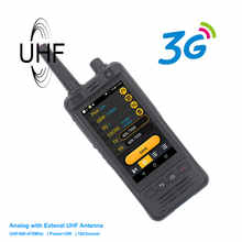 3G Mobile Phone W5 PTT Radio IP67 Waterproof UHF 400-470MHz Walkie Talkie 5MP Camera Dual SIM Android 6 smart phone - DISCOUNT ITEM  20% OFF Cellphones & Telecommunications