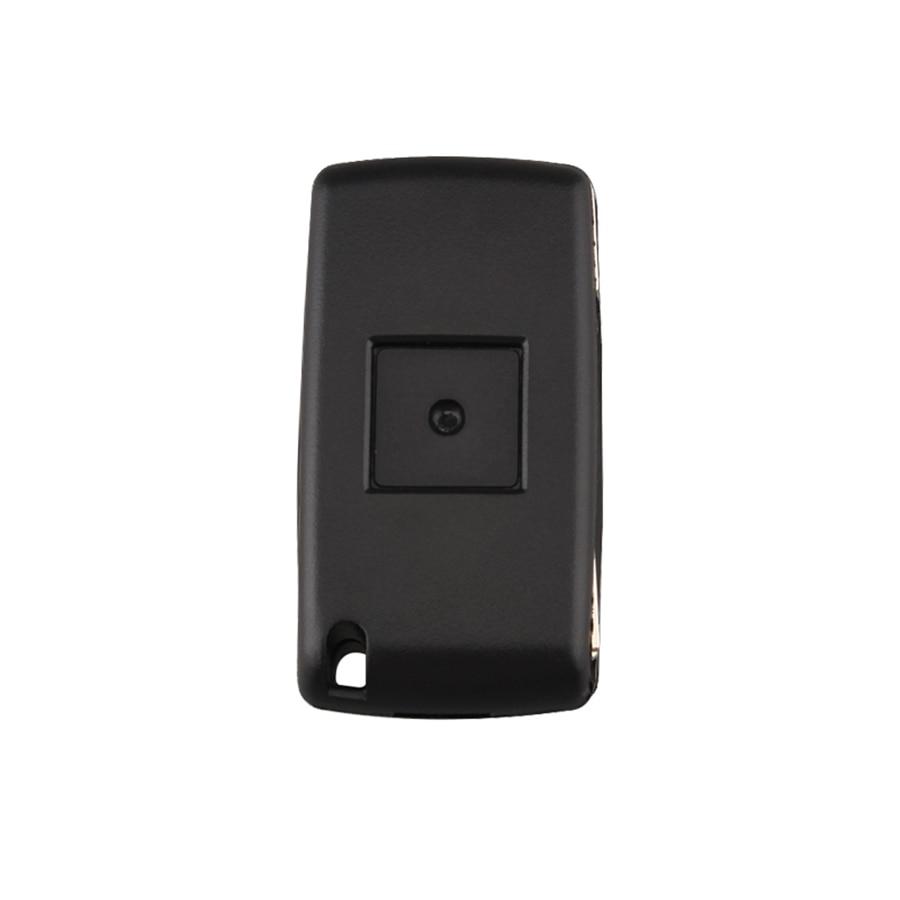 Stenzhorn 2Pcs*2Buttons Flip Remote Car Key For Peugeot 207 307 308 407 807 Expert Partner CC SW Original Key HU83 Blade CE0523