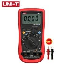 UNI-T UT61C Digital Multimeter AC DC Volt Ampere Ohm Meter Capacitance Frequency Diode Duty Cycle Tester цены
