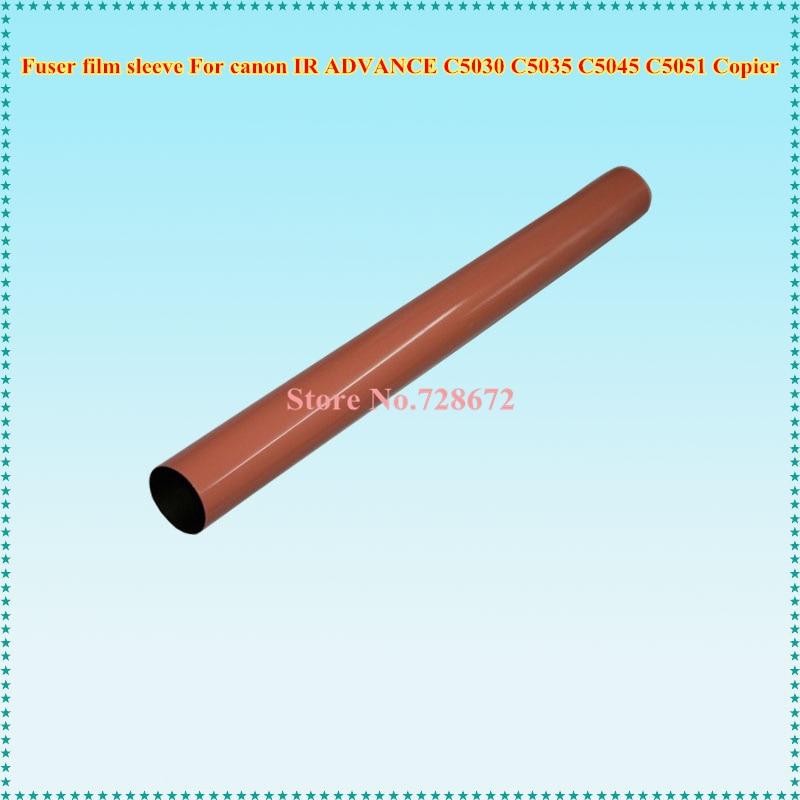Fuser film sleeve For Canon IR ADVANCE C5030 C5035 C5045 C5051 5030 5035 5045 5051 Copier fixing film Telfon все цены