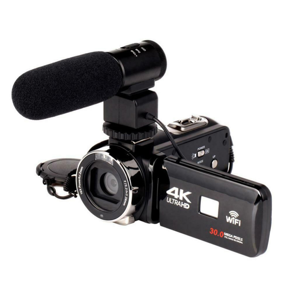 Hot new Ultra HD Professional 4K Wifi Remote Control Sports Video Camcorder Night Vision 3 0